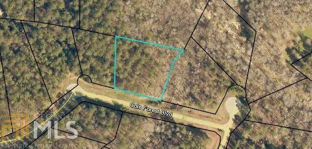 0 Cole Forest Blvd  Lot 112, Barnesville, GA 30204 (MLS #8951188) :: RE/MAX Eagle Creek Realty
