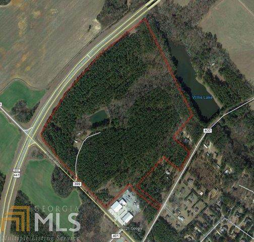 0 Airport Rd, Dublin, GA 31021 (MLS #8951206) :: Michelle Humes Group