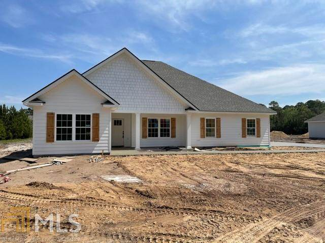 17 Snowy Egret Dr, Brunswick, GA 31523 (MLS #8951641) :: Military Realty