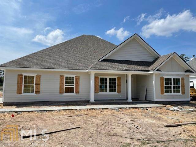 120 Great Egret Ln, Brunswick, GA 31523 (MLS #8951658) :: Military Realty
