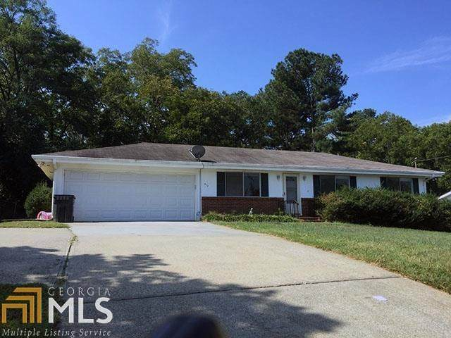913 New Hope Rd, Lawrenceville, GA 30045 (MLS #8953946) :: RE/MAX One Stop