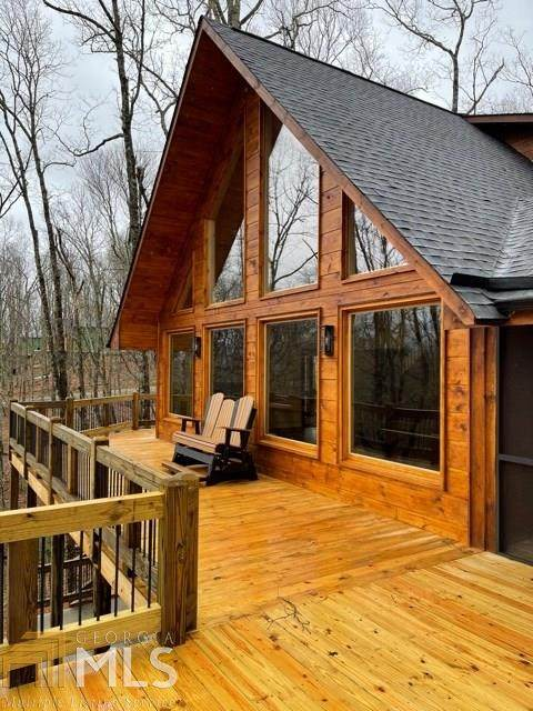 0 Hunters Ridge Lot 5, Ellijay, GA 30540 (MLS #8954516) :: AF Realty Group