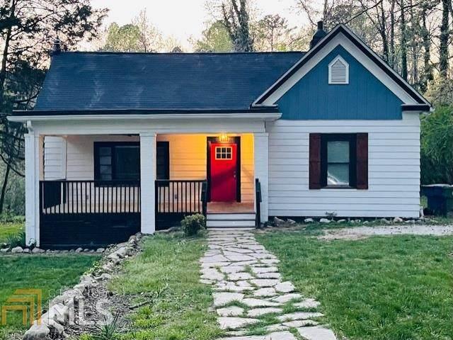 2700 SW Head Rd, Atlanta, GA 30311 (MLS #8956675) :: RE/MAX Eagle Creek Realty