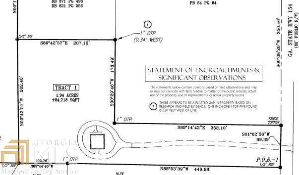 3094 Highway 154, Newnan, GA 30263 (MLS #8957257) :: Michelle Humes Group