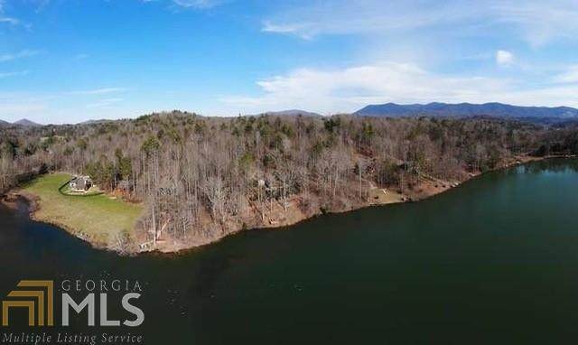 0 P Joe Dr Lt 57, Ellijay, GA 30540 (MLS #8957417) :: RE/MAX Eagle Creek Realty