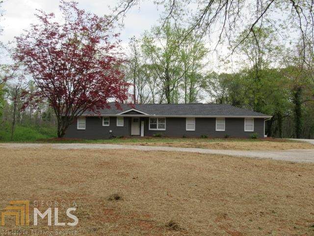 218 Old Camp Church Rd, Carrollton, GA 30117 (MLS #8958170) :: Rettro Group