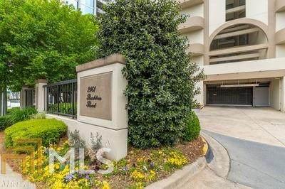 2161 Peachtree Rd #708, Atlanta, GA 30309 (MLS #8959550) :: Houska Realty Group