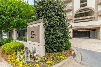 2161 Peachtree Rd #708, Atlanta, GA 30309 (MLS #8959550) :: Team Reign
