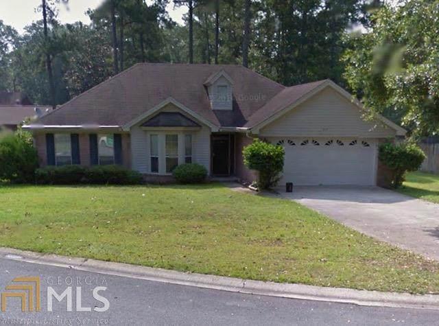 814 Huntington Way, Hinesville, GA 31313 (MLS #8959801) :: Savannah Real Estate Experts