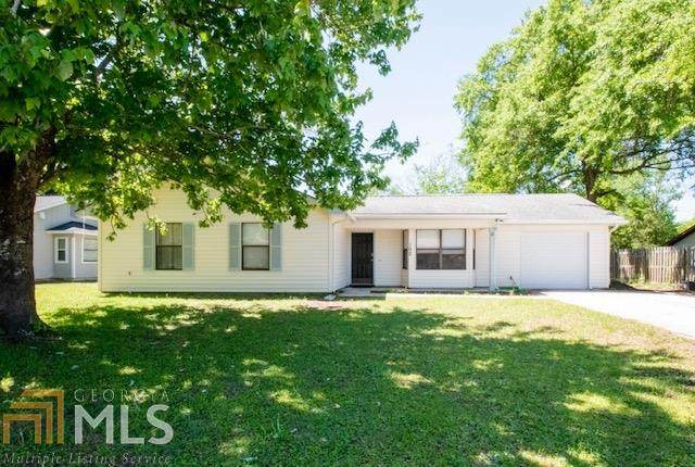 102 Pinedale Dr, St. Marys, GA 31558 (MLS #8959848) :: The Heyl Group at Keller Williams