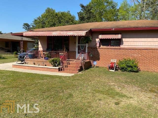 1843 Canterbury Rd, Macon, GA 31206 (MLS #8959957) :: The Heyl Group at Keller Williams