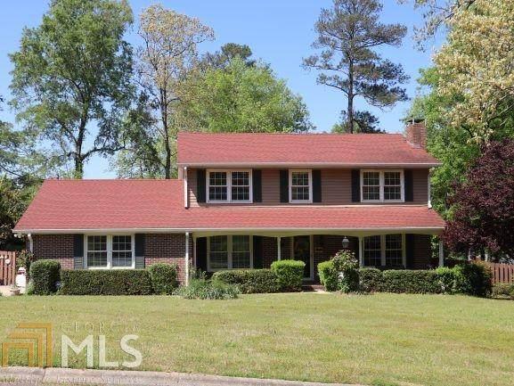 4667 N Stratford Oaks Dr. -, Macon, GA 31210 (MLS #8960182) :: The Heyl Group at Keller Williams
