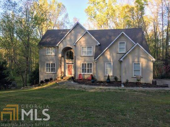 98 Pinegate Rd, Peachtree City, GA 30269 (MLS #8962158) :: Athens Georgia Homes