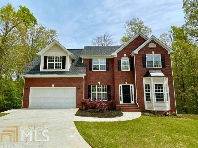 1240 Falls Creek Ct, Conyers, GA 30094 (MLS #8962506) :: Amy & Company | Southside Realtors
