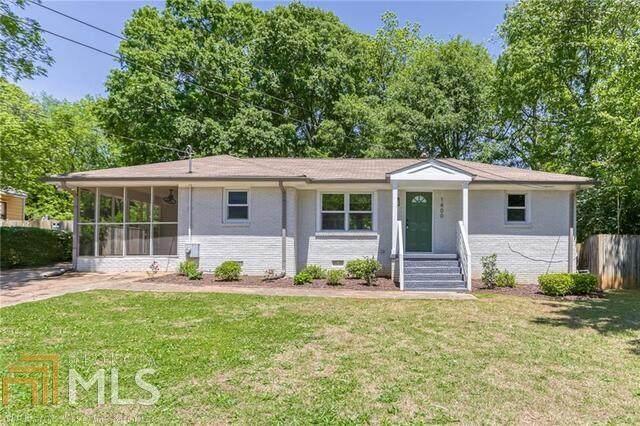 1400 SE Smith St, Atlanta, GA 30316 (MLS #8962651) :: Athens Georgia Homes