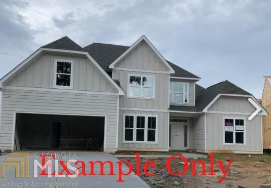 Lot 42 Baral Ridge, Sharpsburg, GA 30277 (MLS #8962846) :: The Realty Queen & Team