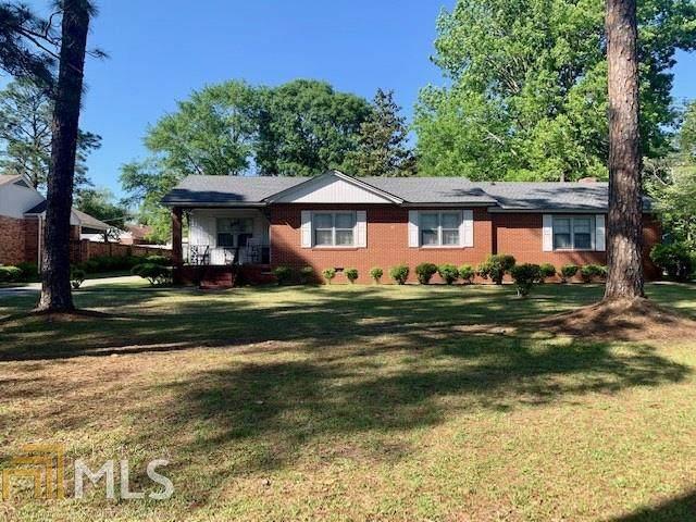 158 W Bruce, Mc Rae Helena, GA 31055 (MLS #8963623) :: Amy & Company   Southside Realtors