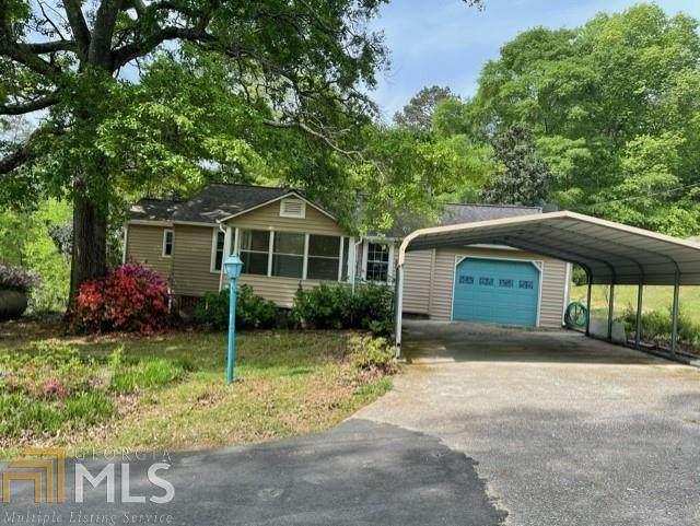 2386 Zingara Rd, Conyers, GA 30012 (MLS #8964603) :: Amy & Company | Southside Realtors