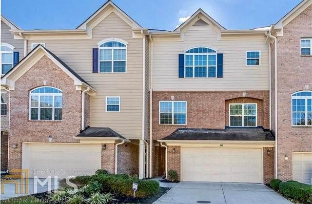 1704 Glen Ivy #17, Marietta, GA 30062 (MLS #8967791) :: RE/MAX Eagle Creek Realty