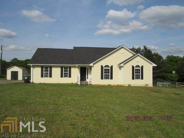 11312 Old Federal Rd, Carnesville, GA 30521 (MLS #8968230) :: Buffington Real Estate Group
