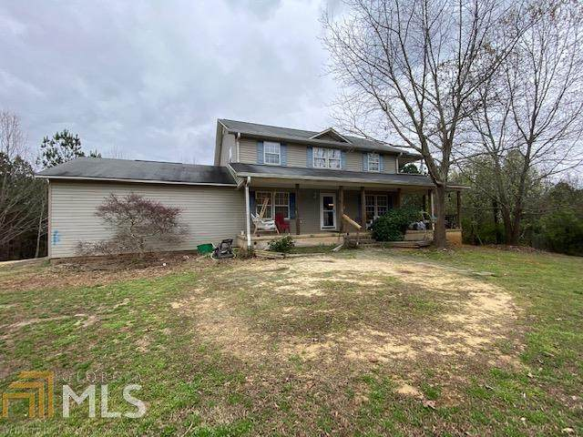 715 County Road 368, Centre, AL 35960 (MLS #8968750) :: Savannah Real Estate Experts