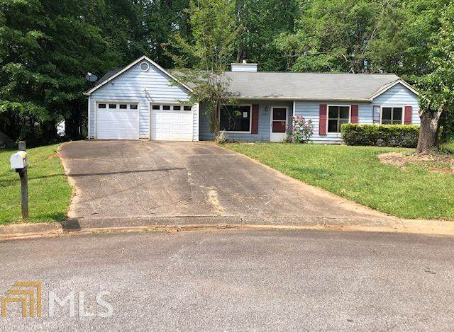 3394 Tia Trce, Kennesaw, GA 30152 (MLS #8971298) :: RE/MAX Eagle Creek Realty