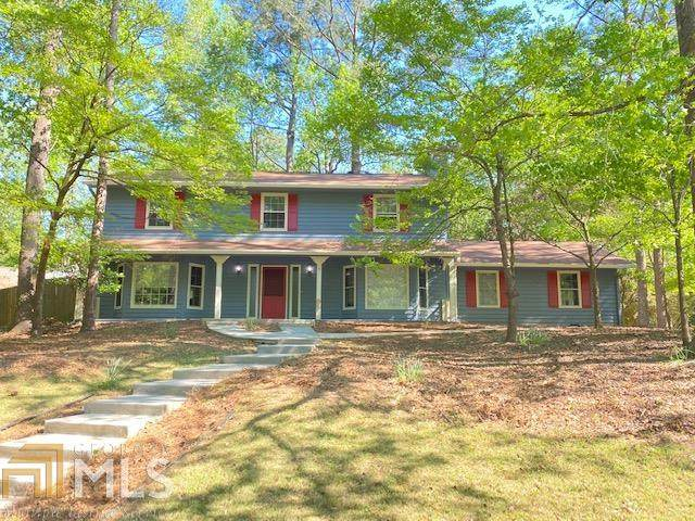 100 Tuliptree Terr, Peachtree City, GA 30269 (MLS #8972024) :: Michelle Humes Group