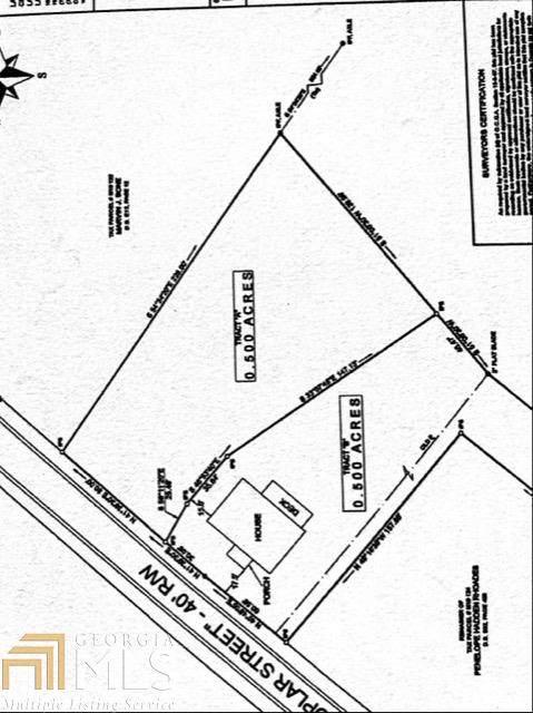 0 Poplar, Madison, GA 30650 (MLS #8973335) :: Savannah Real Estate Experts