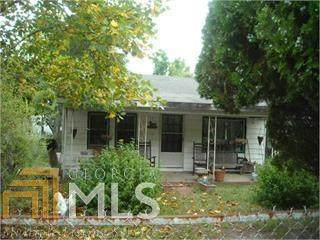 119 SE Moore St, Milledgeville, GA 31061 (MLS #8973461) :: EXIT Realty Lake Country