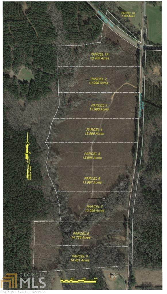 3177 Ga Highway 42 S Parcel 3, Forsyth, GA 31029 (MLS #8974389) :: HergGroup Atlanta