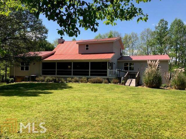 195 Long Dr, Blairsville, GA 30512 (MLS #8974678) :: The Ursula Group