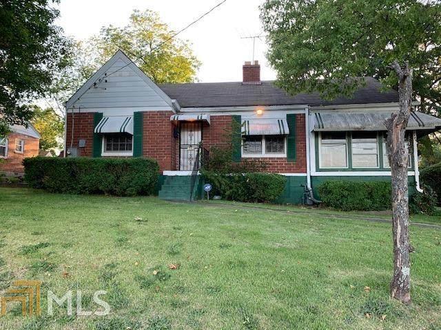 1597 Metropolitan Pkwy Sw, Atlanta, GA 30310 (MLS #8974801) :: Buffington Real Estate Group