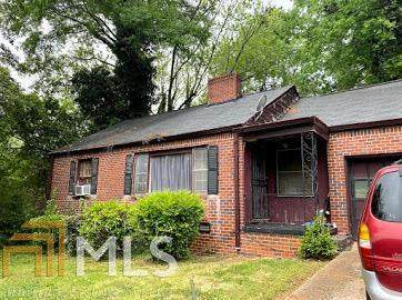 1721 Fairbanks St, Atlanta, GA 30310 (MLS #8974939) :: HergGroup Atlanta