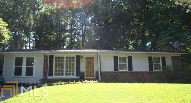 2570 SE Rolling View Dr, Smyrna, GA 30080 (MLS #8974979) :: Crown Realty Group