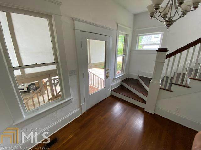 203 Fairview Ave A, Decatur, GA 30030 (MLS #8975380) :: AF Realty Group