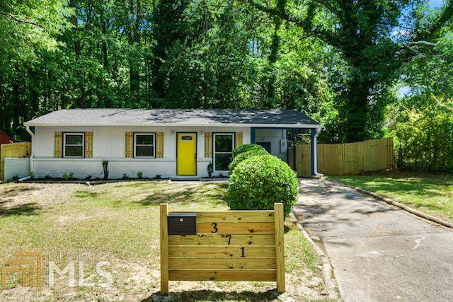 371 NW Santa Lucia Ter, Atlanta, GA 30318 (MLS #8975529) :: AF Realty Group