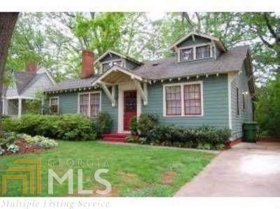 238 Sisson Ave Ne, Atlanta, GA 30317 (MLS #8975565) :: Athens Georgia Homes