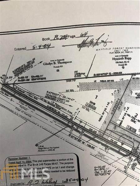 1860 Mayfield Rd, Alpharetta, GA 30009 (MLS #8975868) :: Crown Realty Group