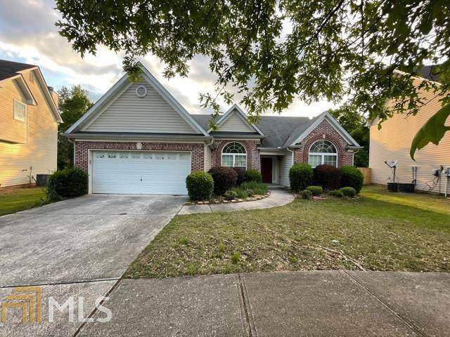 4140 Preserve Ln, Snellville, GA 30039 (MLS #8975945) :: Military Realty
