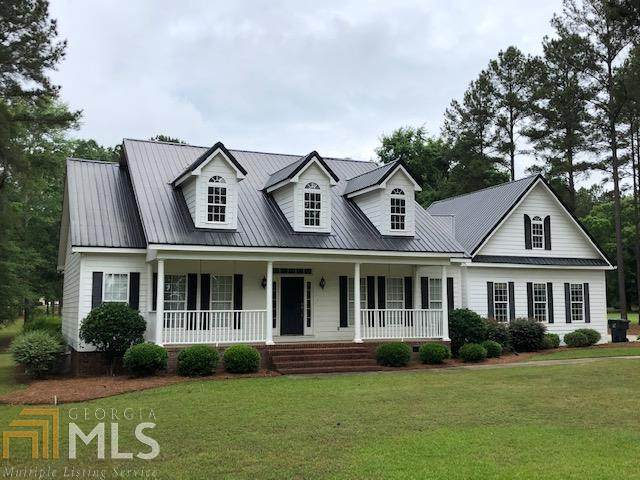 228 Slosheye Trail Estates Subdivision Rd, Vienna, GA 31092 (MLS #8976385) :: The Ursula Group