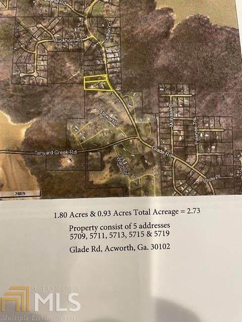 5711 SE Glade Rd 1,2,3, Acworth, GA 30102 (MLS #8978065) :: Crest Realty