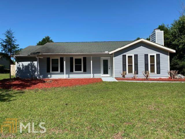 114 Turtle Dove Court, Warner Robins, GA 31088 (MLS #8978711) :: Military Realty