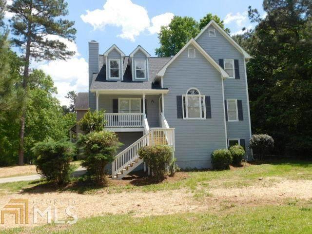 18 Oak Landing Drive South, Douglasville, GA 30134 (MLS #8979068) :: The Durham Team