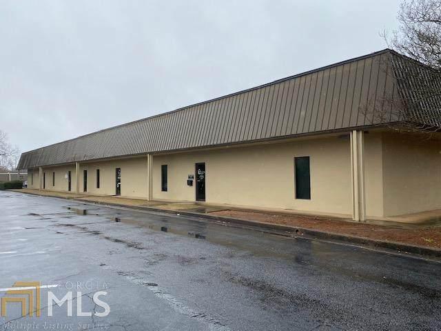 700 Oglethorpe Suite B 1&2, Athens, GA 30606 (MLS #8979524) :: Crest Realty