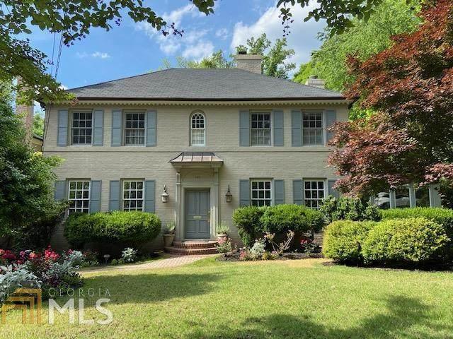 150 Beverly Rd, Atlanta, GA 30309 (MLS #8980192) :: Grow Local