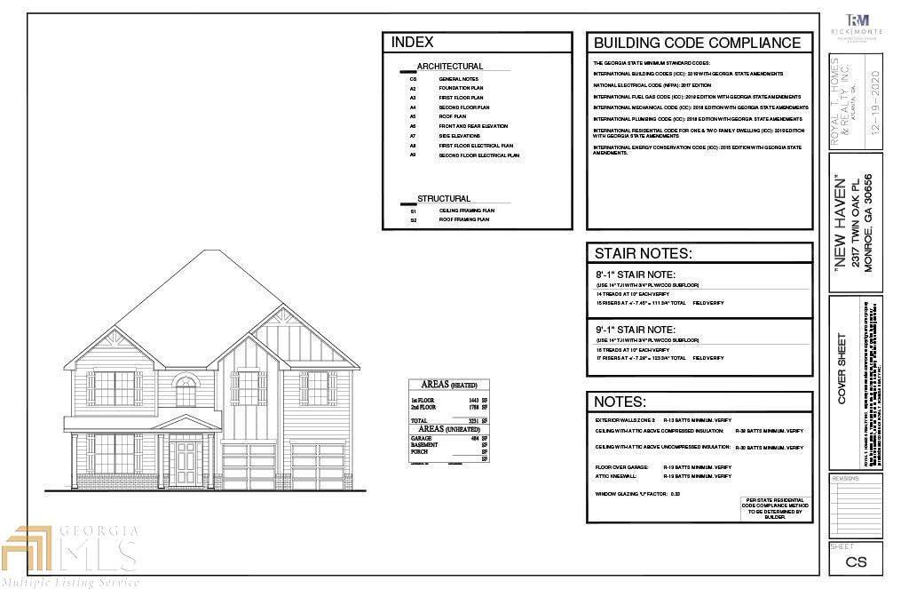 2317 Twin Oak Pl, Monroe, GA 30656 (MLS #8980322) :: Amy & Company | Southside Realtors