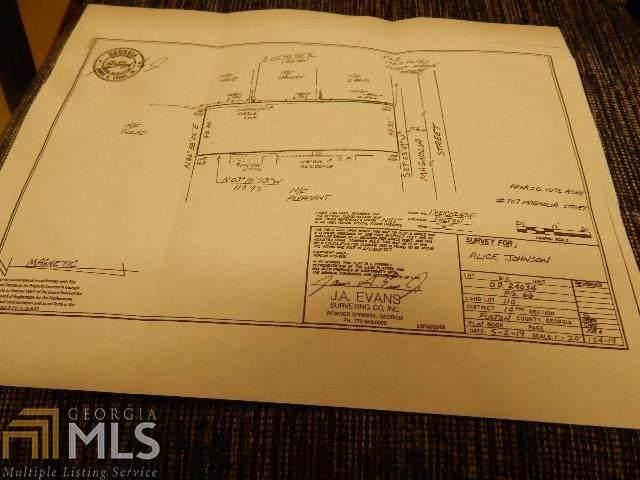 707 Magnolia, Atlanta, GA 30314 (MLS #8981033) :: Buffington Real Estate Group