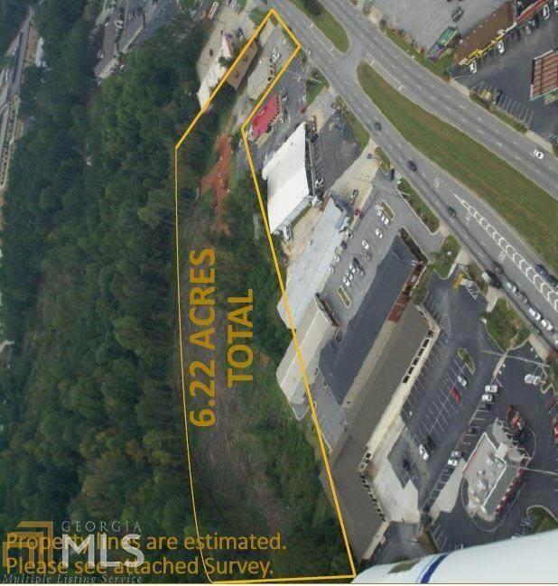 901 S Park St, Carrollton, GA 30117 (MLS #8981287) :: Buffington Real Estate Group