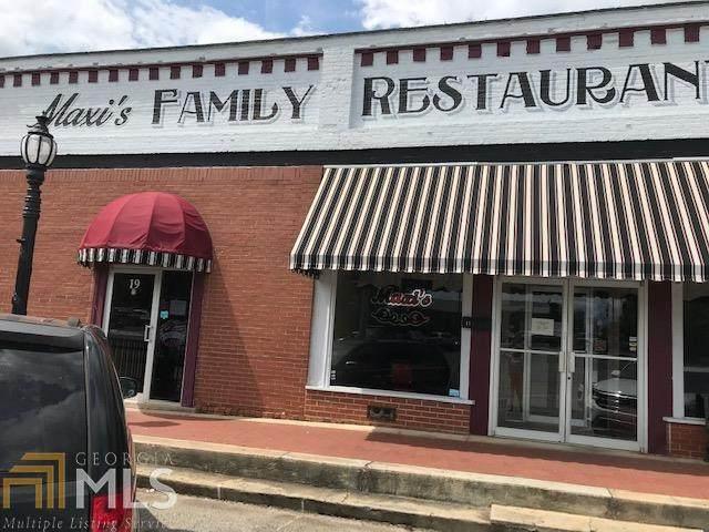 17 Market St, Barnesville, GA 30204 (MLS #8981502) :: Athens Georgia Homes