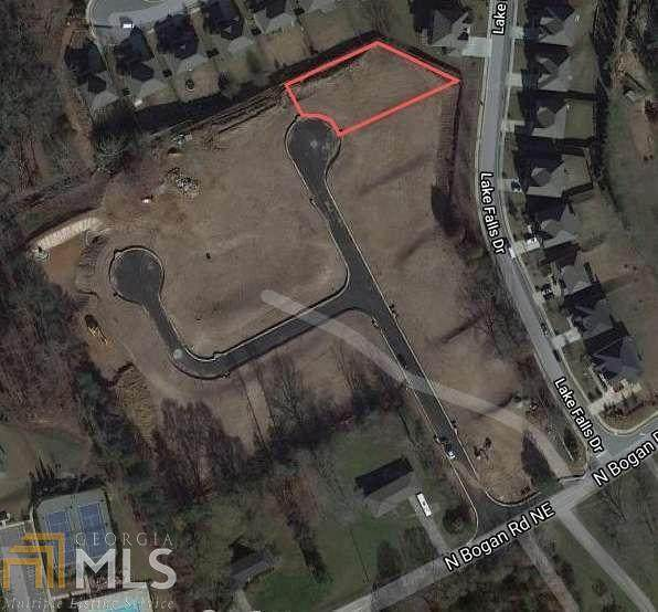 3500 N Bogan Rd Lot 6, Buford, GA 30519 (MLS #8982234) :: Buffington Real Estate Group